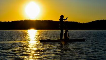 Arctic Lakeland, Wild Taiga
