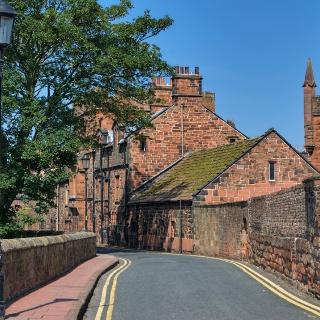 West Walls, Carlisle