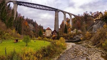 Brückenweg St.Gallen