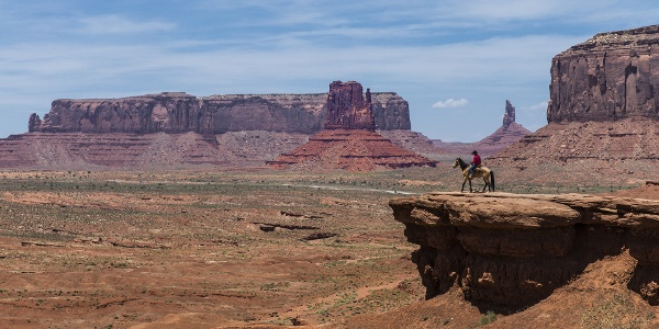 John Ford's Point im Monument Valley