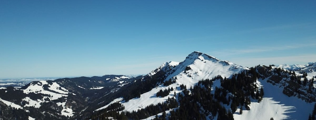 View from the Hochgrat