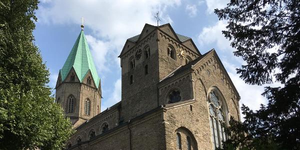 Propstei Essen-Werden, Grabstätte des Hl. Liudger