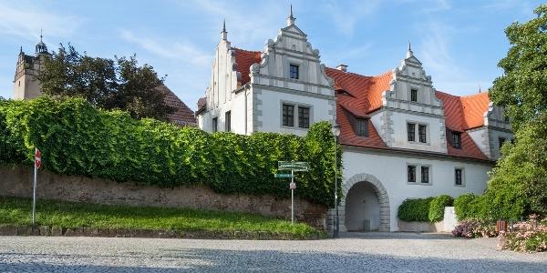 Schlosseingang