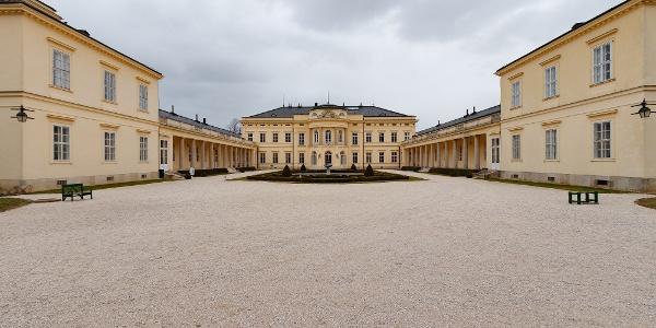 A fehérvárcsurgói Károlyi-kastély