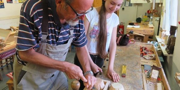 Holzschnitzerei Dietzsch