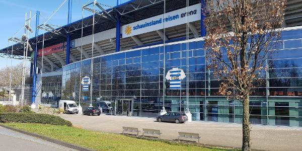 Stadion MSV Duisburg