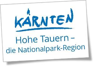 Logo Hohe Tauern - die Nationalpark-Region in Kärnten