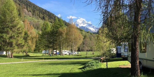 Camping Cul Zernez Sommer