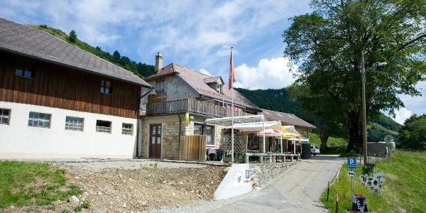 Restaurant Vorderbalmberg.