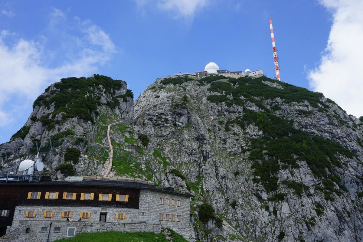 Wendelstein Gipfel