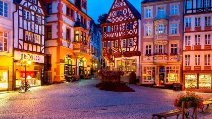 Mittelalterliche Fachwerkhäuser