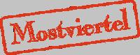 Logo Mostviertel Tourismus GmbH