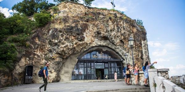 Cave Church (Gellért Hill)