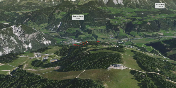mountain bike ride in Schladming-Dachstein: Route 66