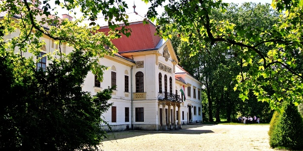 A nagycenki Széchenyi-kastély
