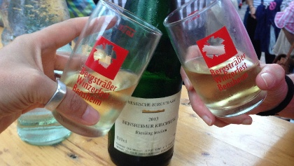 Bensheimer Weinfest