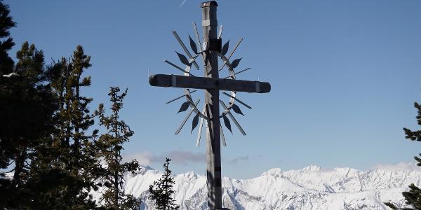 Gipfelkreuz am Roten Wandl