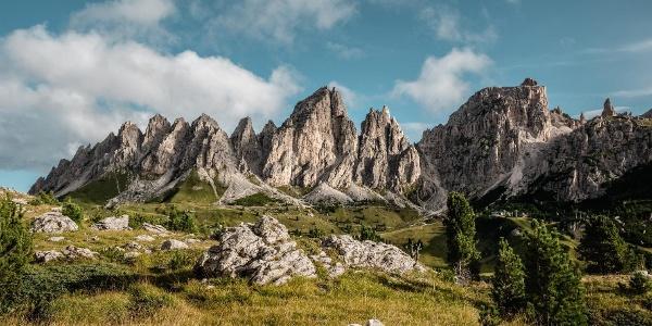 Klettersteig Kleine Cirspitze
