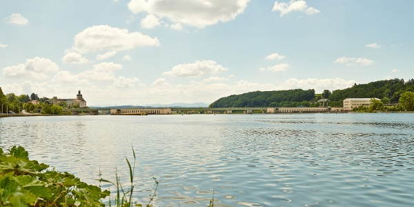 Besucherkraftwerk Ybbs-Persenbeug