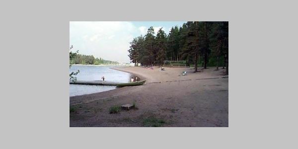 Ukonlinna Strand
