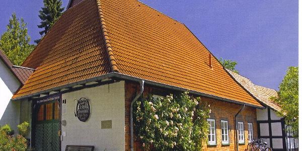 Wilhelm-Busch-Geburtshaus Wiedensahl
