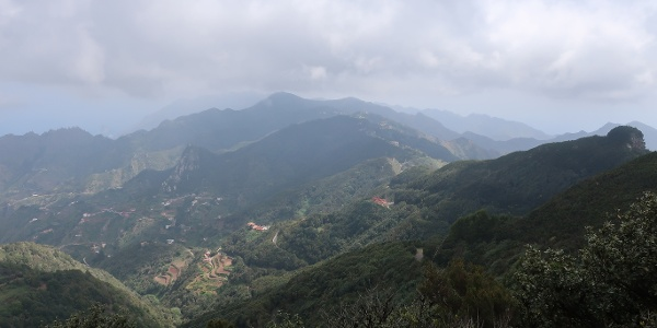 View from Pico del Inglés