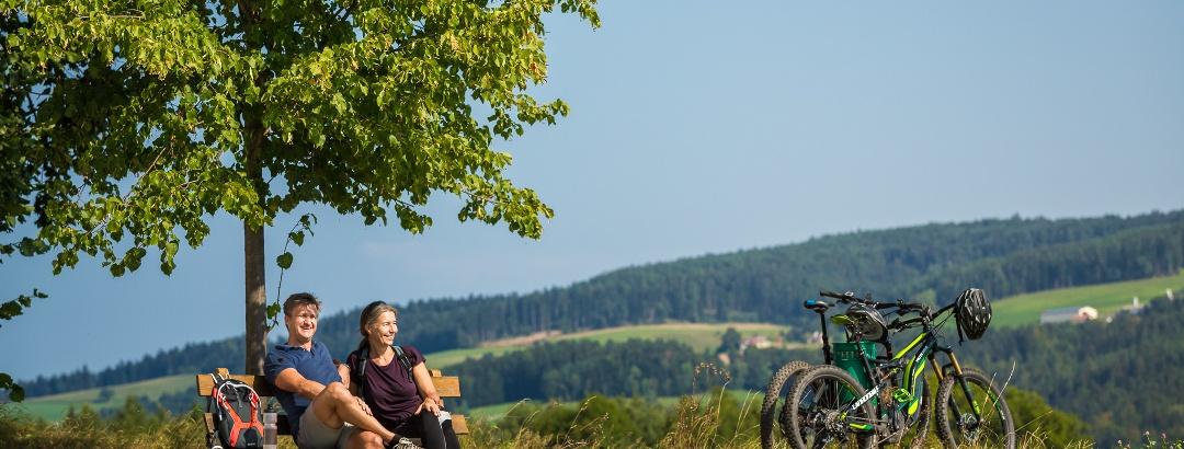 E-Bike Touren in der Buckligen Welt