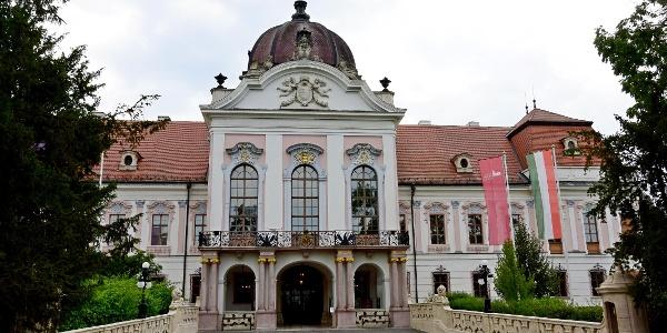 Grassalkovichov kaštieľ v Gödöllő