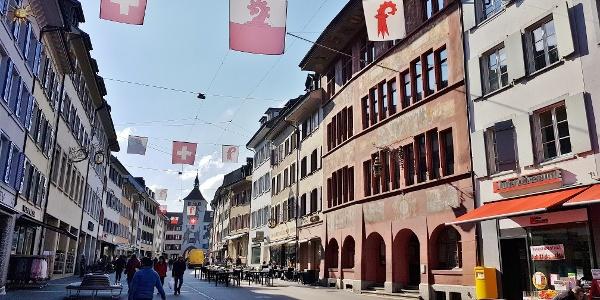 Liestal Rathausstrasse