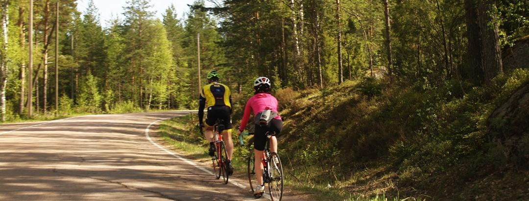 Radfahren in Kymenlaakso