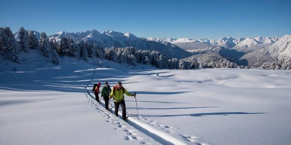 Feldring Skitour