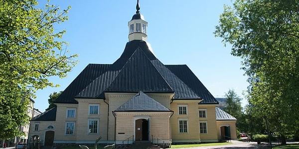 Lappee Maria Kirche