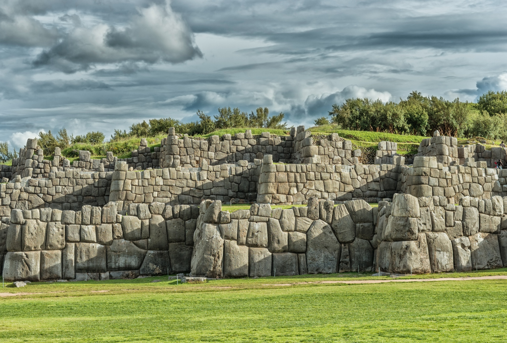 Loop Walk to Sacsayhuaman • Hiking Route » outdooractive.com