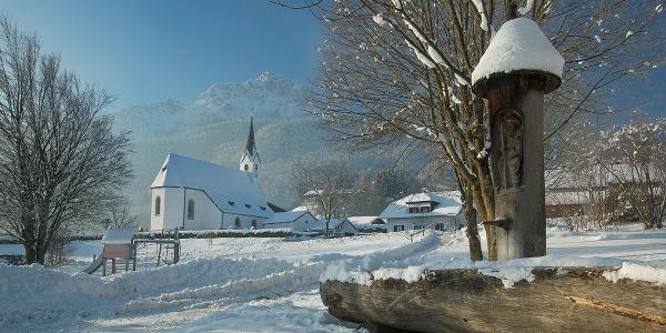 <![CDATA[Winter in Aufham]]>