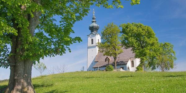 <![CDATA[St. Johannes-Kirche auf dem Johannishögl]]>