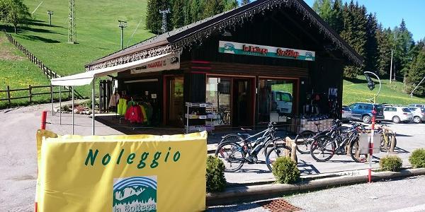 Presolana Ski e-Bike by La Bottega Verzeroli