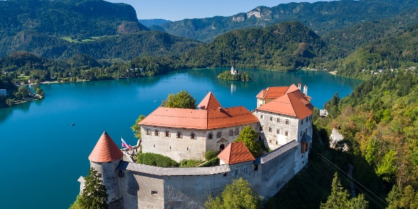 Bled Castle Blejski Grad Hiking Trail Outdooractive Com