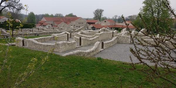 Römische Ausgrabungen in Carnuntum