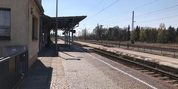 Torgau Bahnhof