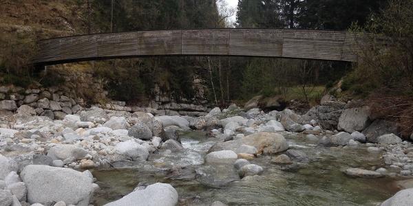 Ponte sul torrente Grigno
