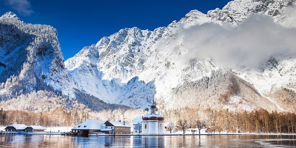 <![CDATA[Winter am Königssee]]>