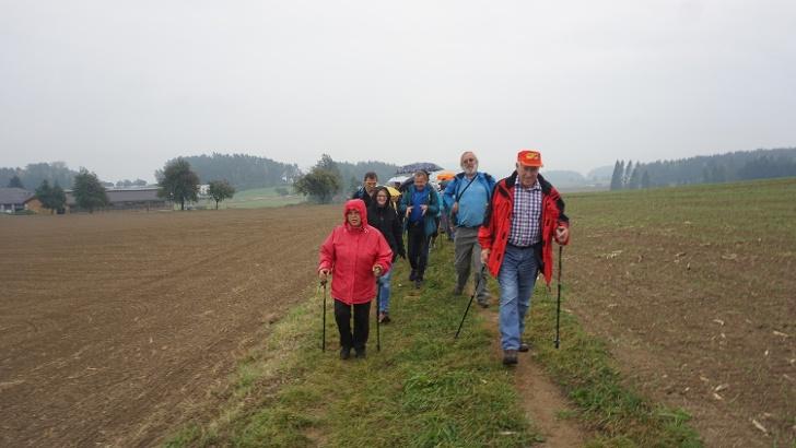 Zeißberg Protestwanderung
