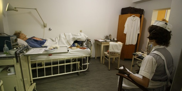 Krankenzimmer
