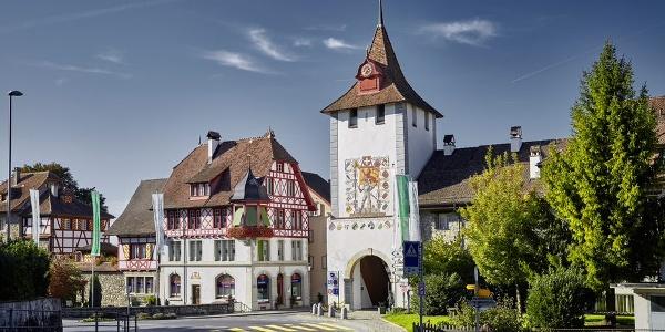 Städtli mit Charme - Stadttor Sempach