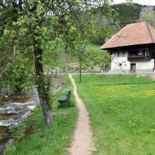 Haus an der Elz