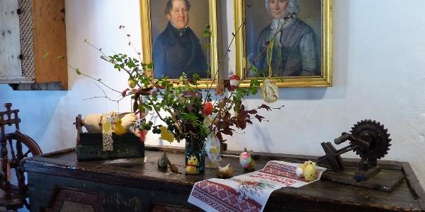 Ostern im Schattenburgmuseum