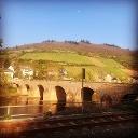 Drususbrücke à Bingen