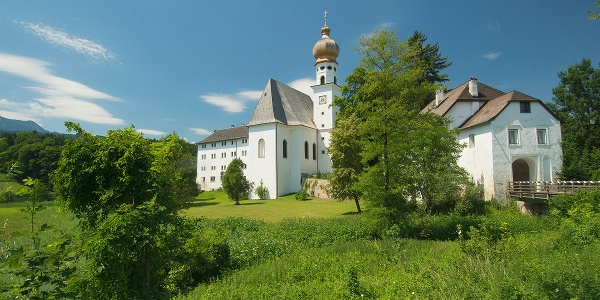 <![CDATA[Das Kloster Höglwörth Torhaus]]>