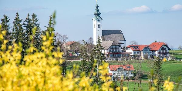 Filialkirche St. Ulrich auf dem Ulrichshögl