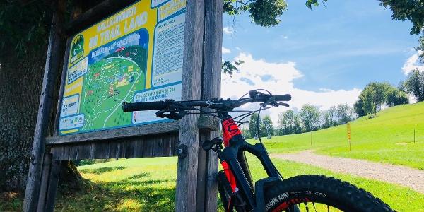 Trail Land Miesenbach